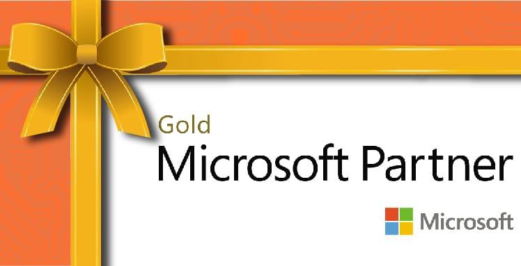 Microsoft Gold Banner-100