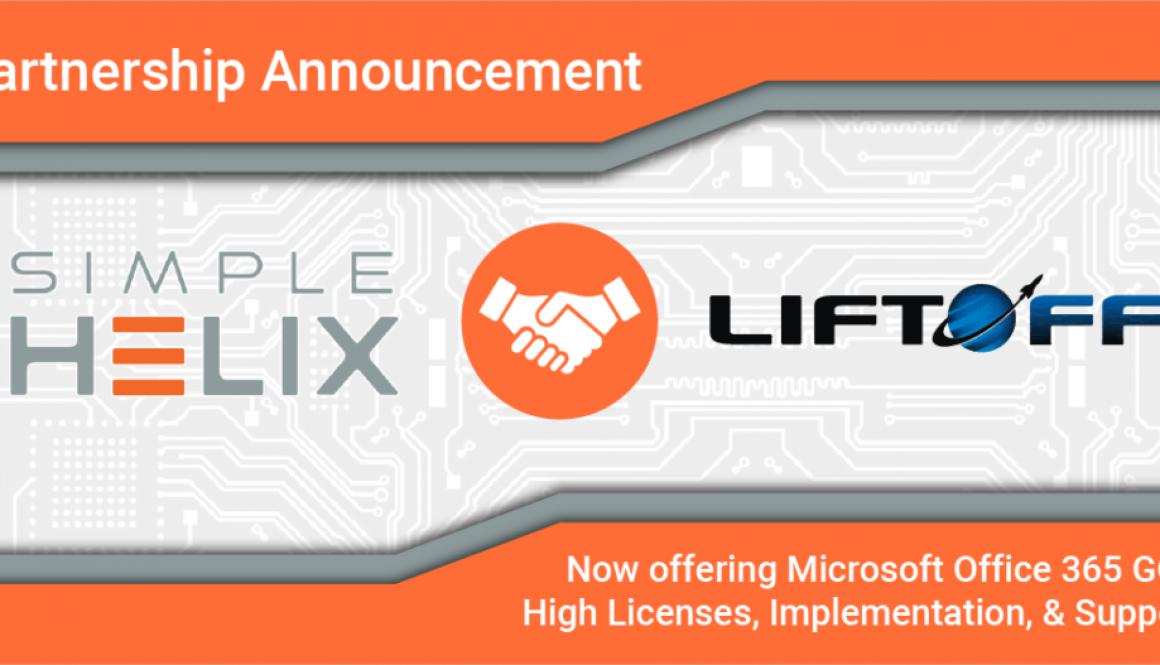 Partnership Announcement Artwork - LiftOff - Banner