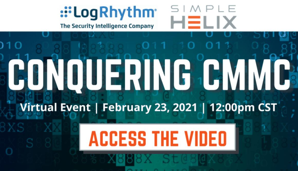 LogRhythm Event 02.23.2021 Thumbnail