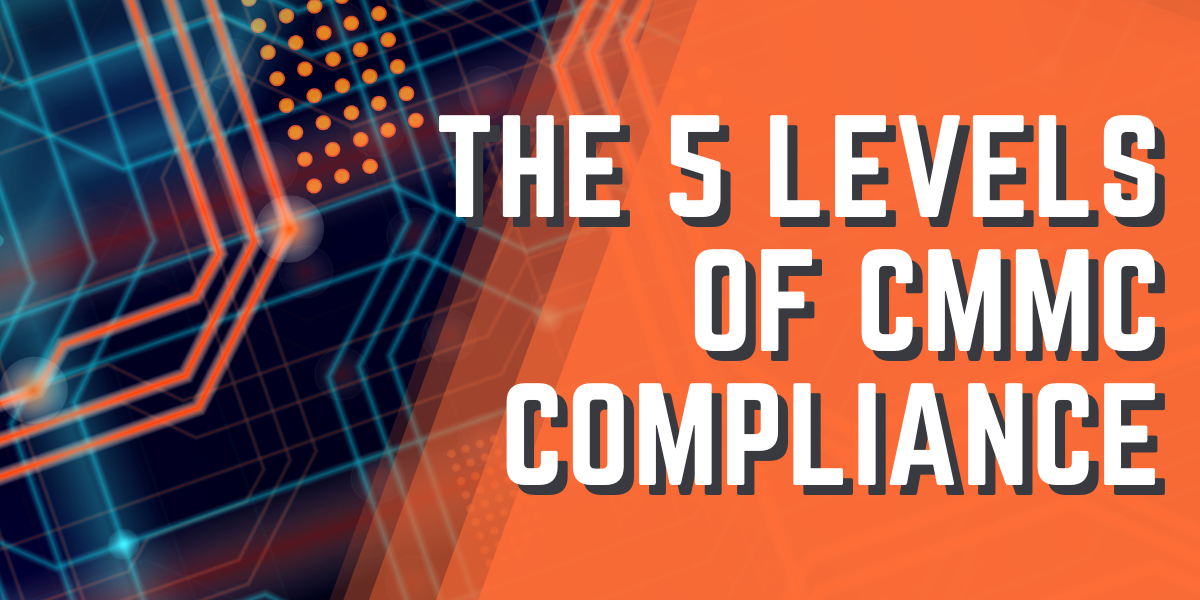 Thumbail Images - Blog Post - The 5 Levels of CMMC Compliance