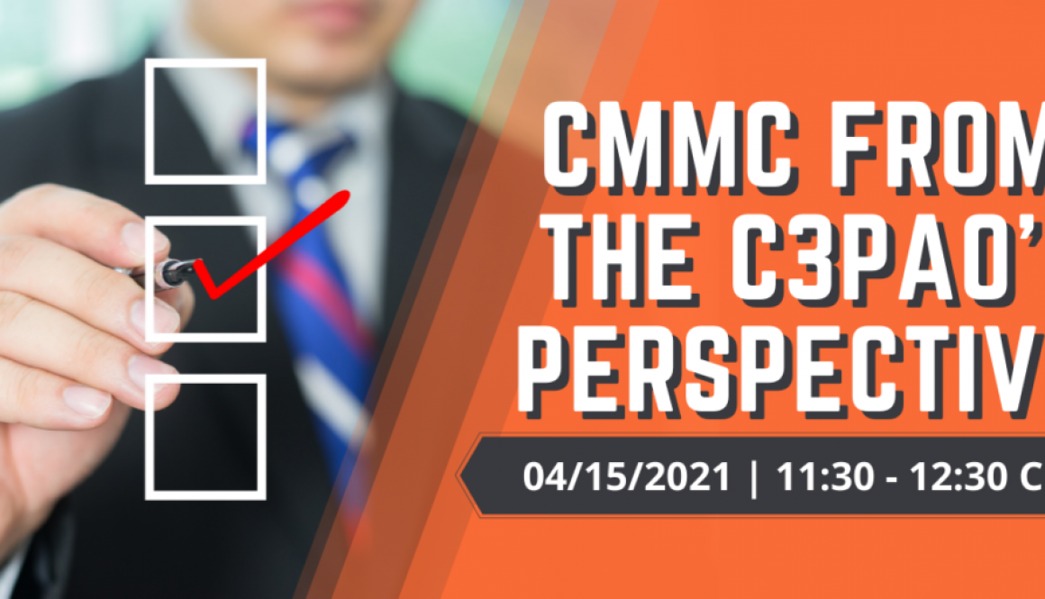 Thumbnail Image - CMMC From the C3PAO's Perspective