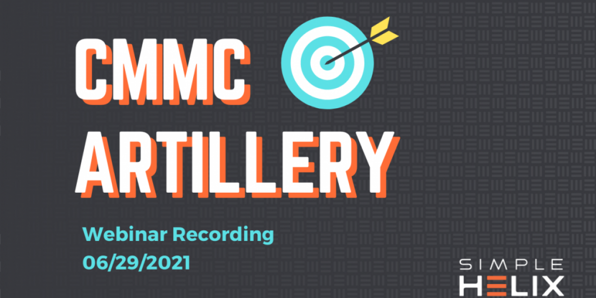 CMMC Artillery Event Recording Thumbnail