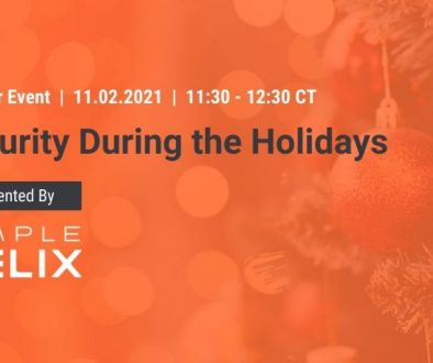 Security During the Holidays (Thumbnail)